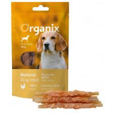 Organix Лакомство для собак «Твистеры куриные» (100% мясо)