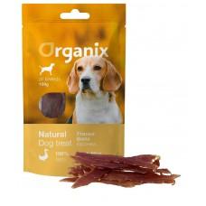 Лакомство Organix для собак Duck fillet/whole для собак, утиное филе, 100 г