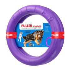 Тренировочный снаряд PULLER Standard для собак, два кольца, диаметр 28 см