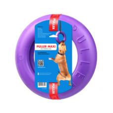 Тренировочный снаряд PULLER Maxi для собак, два кольца, диаметр 30 см