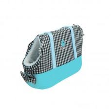 Сумка-переноска для собак до 3.5 кг, голубой, WITTY/BABY BLUE/FR
