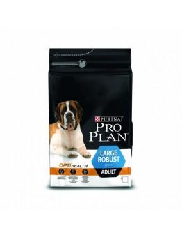 Корм ProPlan Adult Large Breed для взрослых собак крупных пород мощного телосложения, курица, 14 кг