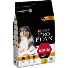 Корм Purina Pro Plan для взрослых собак с курицей и рисом, Adult Original