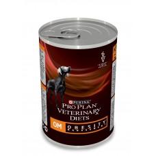 Purina Pro Plan (вет. корма) консервы для собак при ожирении, Diets OM, 400 гр