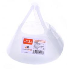Воротник Талисмед защитный, пластиковый, №12.5, обхват шеи 28-33 см