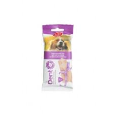 Лакомство TiTBiT Biff, жевательный снек Dent для собак средних пород со вкусом ягненка, 2 шт, 50 г