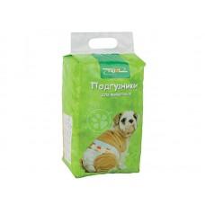 Triol Подгузники для животных весом 2-4 кг (XS), 22 шт.