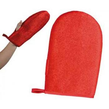 Рукавица Trixie Анти-пух, двусторонняя, красная