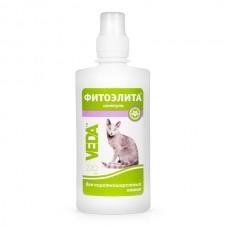 Шампунь для короткошерстных кошек, 220 гр