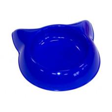 """Миска Yami-Yami """"Кошка"""", пластиковая, 16 см"""