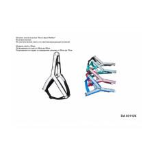 Шлейка Yami-Yami светоотражающая, 25 мм, 45-60 см*50-70 см