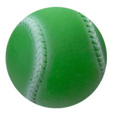 """Игрушки Yami-Yami """"Мяч теннисный"""" для собак, зеленый, 72 мм"""