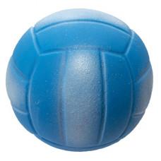 """Игрушки Yami-Yami """"Мяч волейбольный"""" для собак, голубой, 72 мм"""