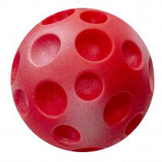 """Игрушки Yami-Yami """"Мяч-луна большая"""" для собак, винил, красный"""