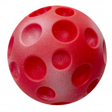 """Игрушки Yami-Yami """"Мяч-луна малая"""" для собак, винил, красный"""