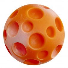 """Игрушки Yami-Yami """"Мяч-луна малая"""" для собак, винил, оранжевый"""