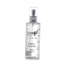 "Спрей с райским ароматом и блестками ""Серебро"" для сияния шерсти, Fashion Glitter Silver, 150 гр"