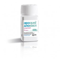 "Zoetis ""Апоквел"" для снятия зуда у собак, 3.6 мг, 20 таблеток"