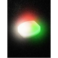 Cветовой трекер на ошейник iTrek, свет белый/красный/зелёный