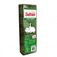 Сено Султан Стандарт, луговое, для грызунов, 24 л