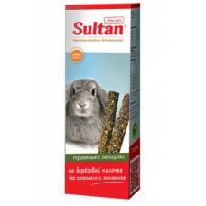 Зерновые палочки Султан для кроликов, травяные с овощами, 2 шт