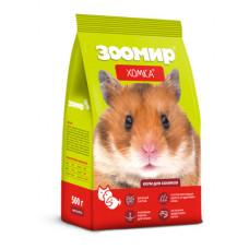 """Корм Зоомир """"Хомка"""" для хомяков и других мелких грызунов, 500 г"""