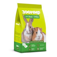 """Корм Зоомир """"Луговые травы"""" для грызунов и кроликов, 15 кг"""