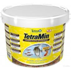 Tetra 10л Min хлопья основной корм