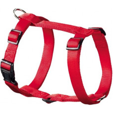 Шлейка Hunter Ecco Sport для собак, нейлон, красная