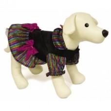 Платье DEZZIE 5615723 для собак 35см