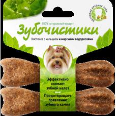 Зубочистики для собак мелких пород, морские водоросли, 2*18 гр