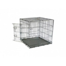 Клетка металлическая с 1 дверкой, 76x54x61 см, Wire cage 1 door