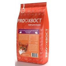 Корм Прохвост для кошек, кролик, 10 кг