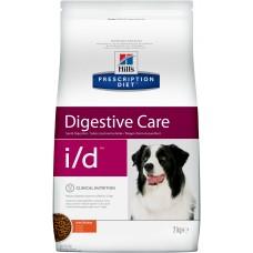 Корм Hills Prescription Diet i/d Digestive Care для собак при расстройствах пищеварения, ЖКТ, диетический, курица