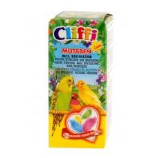 Витамины Cliffi Mutaben для птиц в период линьки, капли, 25 г