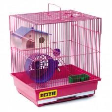 Клетка DEZZIE 5603017 для грызунов 35*28*37см