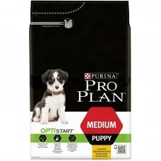 Корм Purina Pro Plan для щенков всех пород с курицей и рисом, Puppy Original, 12 кг