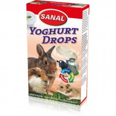 SANAL д/кроликов 45г Yoghurt Drops лакомство