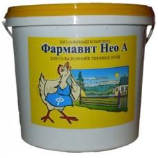 Фармавит А для с/х птиц 350 гр.1*6 банка