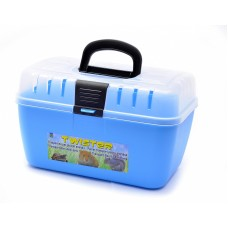 Переноска для кроликов 29x19x18 см, Twister transportbox for rodents