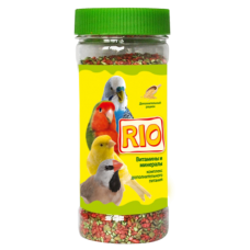 Рио витаминно-минеральная смесь для птиц