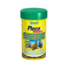 Tetra 100мл Pleco Wafer пластинки для сомиков и др