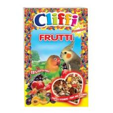 Cliffi Для попугаев с фруктами и орехами, Super Premium Frutti