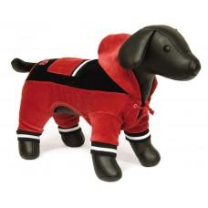 Костюм DEZZIE 5625275 для собак спортивный 45 см