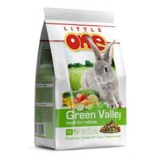 Little One 750г Зеленая долина корм  для кроликов
