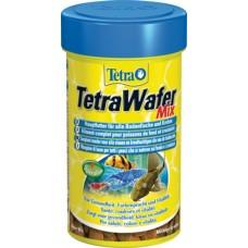 Tetra 100мл Wafer Mix осн. корм плотоядн. травоядн