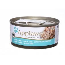 Applaws консервы для котят с тунцом, Kitten Tuna, 70 гр