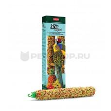 Палочки фруктовые д/попугаев и экзотических птиц (Stix Tropical)