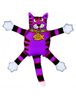 """Игрушка Kitty City """"Кот-забияка"""", мини"""