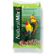Для средних попугаев (Naturalmix Parrocchetti) 850 гр, NATURALMIX Parrocchetti
